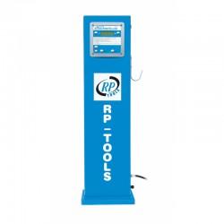Automatische Bandinflator, bandenpomp, Digitale met een druk op de functie voor vers gemonteerd wielen