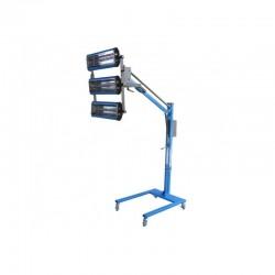 Verf droger 3 lampen 3000W 230V RP-S3000 infraroodstraler verwarmer