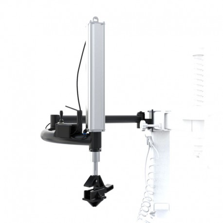 Hilfsarm Montagehilfe HA80L links für Montiermaschine RP-U200P, RP-U200PN, RP-U200MP, RP-U200MPN