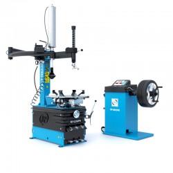 Bandwisselaar en balanceermachine RP-R-U200PN-400V2S + HA80L en RP-R-U095PN zijn verkrijgbaar in de set