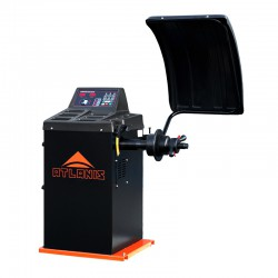 """Banden balanceermachine, 230V, 10 - 24 """"met LED-display - A-HA-2000-230V-V01"""
