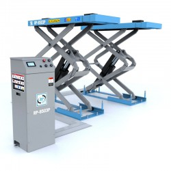 Schaarhefbrug hydraulisch 3,0 ton 400V Lengte: 2.03m