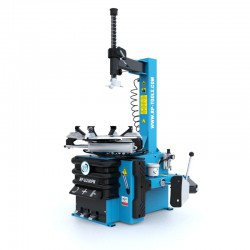 Halfautomatische de- en monteermachine, draaibare arm, 230V (1 fase)