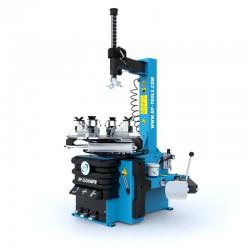 Halfautomatische de- en monteermachine, draaibare arm, motorfiets adapter, 400V (1 fase)