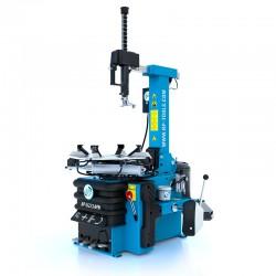 Automatische banden de- en monteermachine auto, pneumatisch kantelbare kolom lucht shock, 230V (1 Stufe)