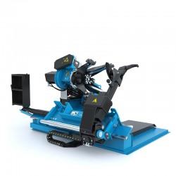 Automatische banden de- en monteermachine vrachtwagen Volautomatisch 400V (2 fasen), tot 98 inch, met afstandsbediening