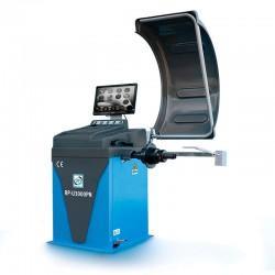 """Banden balanceermachine, volledig automatisch, met de gegevens arm, LCD-monitor, 230V, 10-32"""", 230V"""
