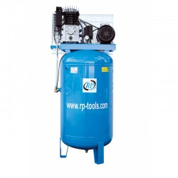 Compressor 270L 2 Cilinder. 5.5 HP 400V - AN 610L 510L AB - Werkdruk 8 bar 10 bar, MADE IN ITALIË
